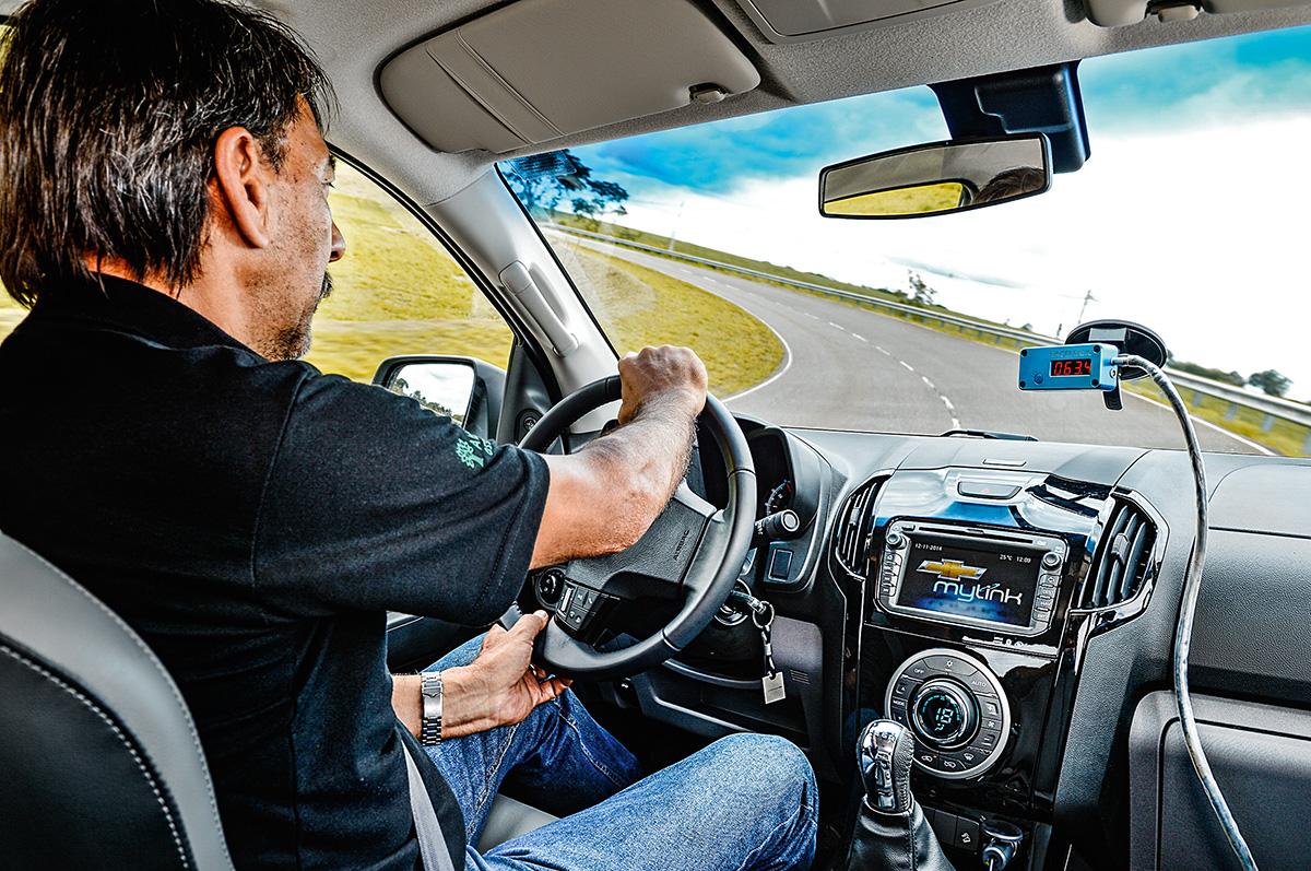 Longa Duração: Chevrolet S10