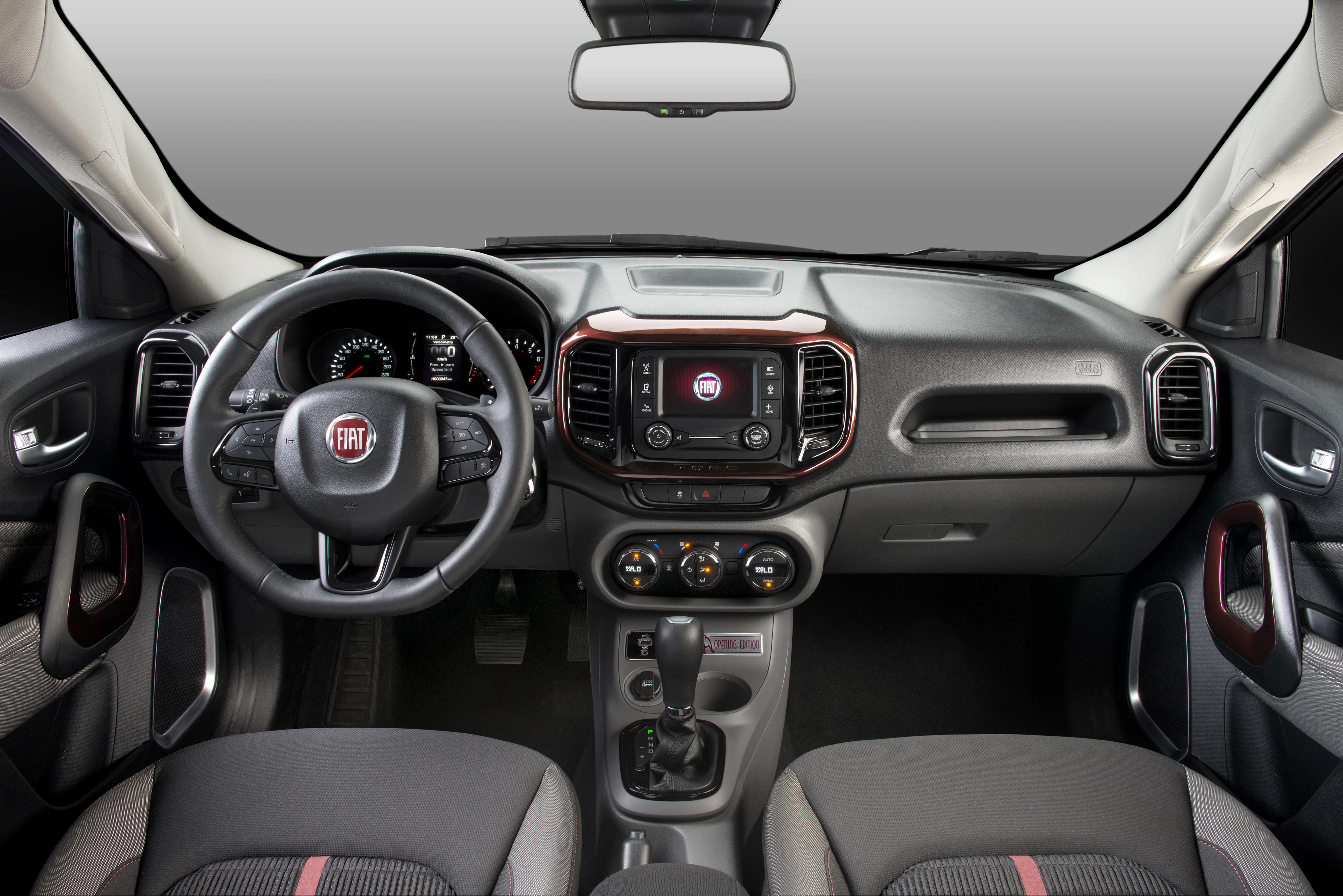 Fiat Toro Freedom Flex 5