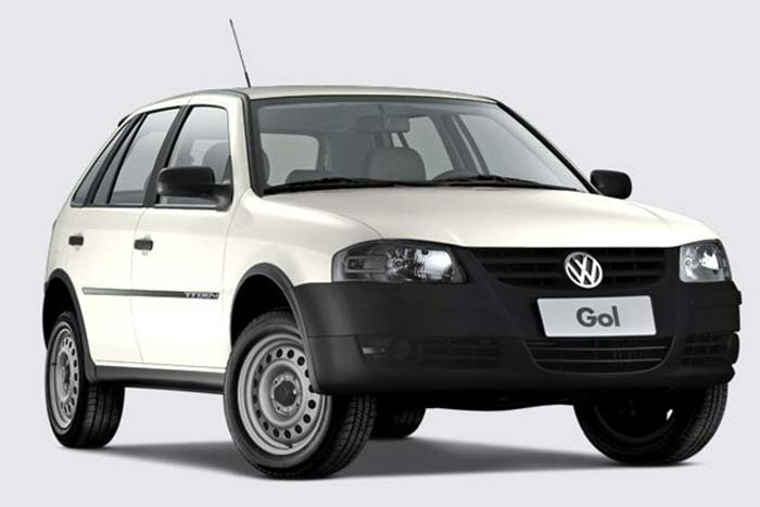 VW Gol Titan