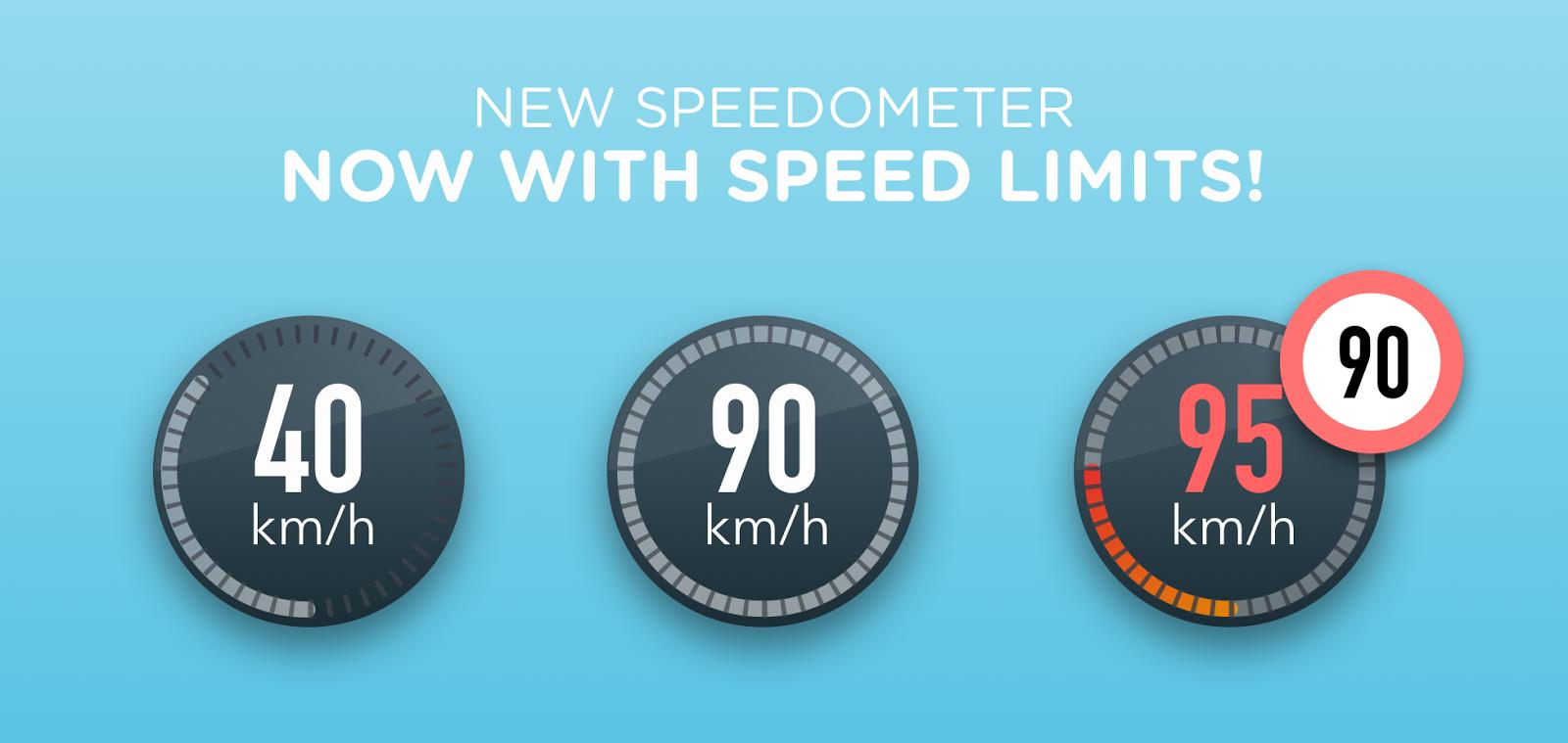 Limite de velocidade no Waze