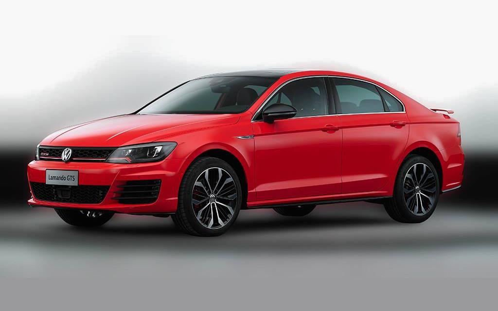 VW Lamando GTS