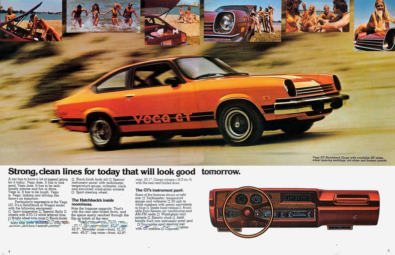 propaganda - Chevrolet Vega