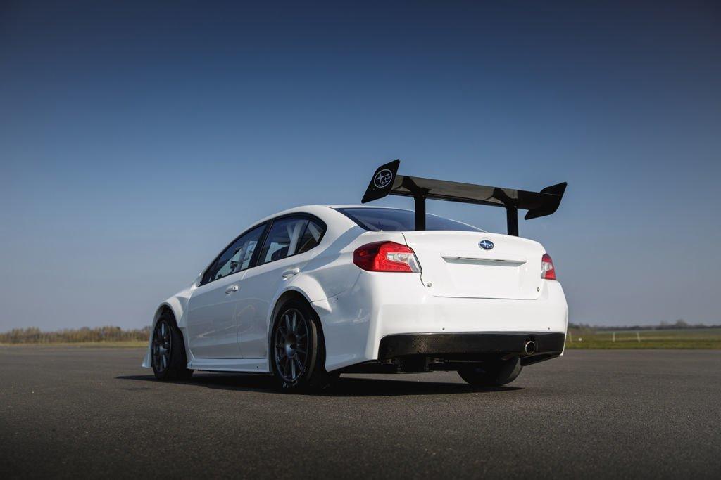 Subaru WRX STI Prodrive - Isle fo Man lap (4)