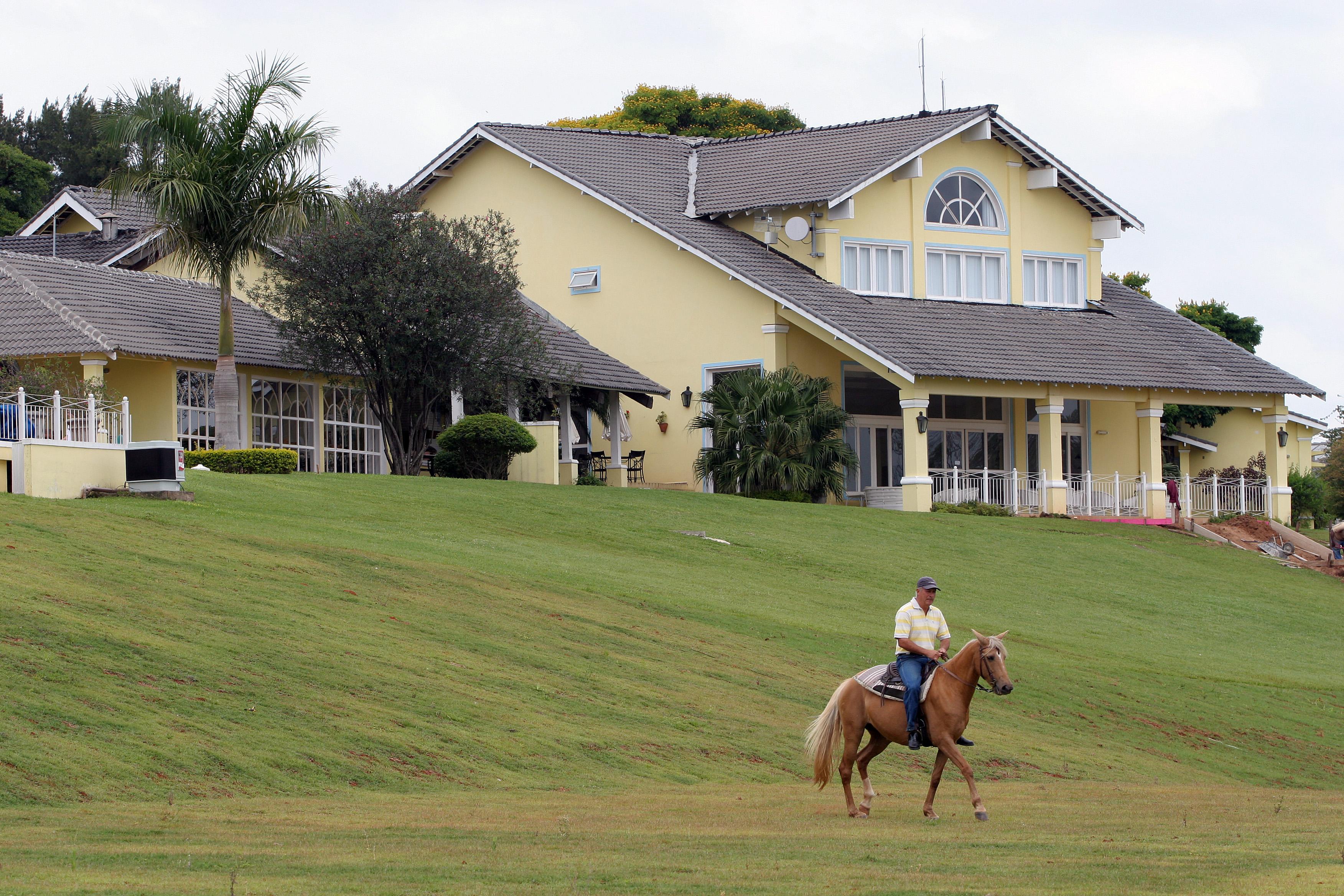 Hotel Fazenda e Resort Pitangueiras, em Sorocaba