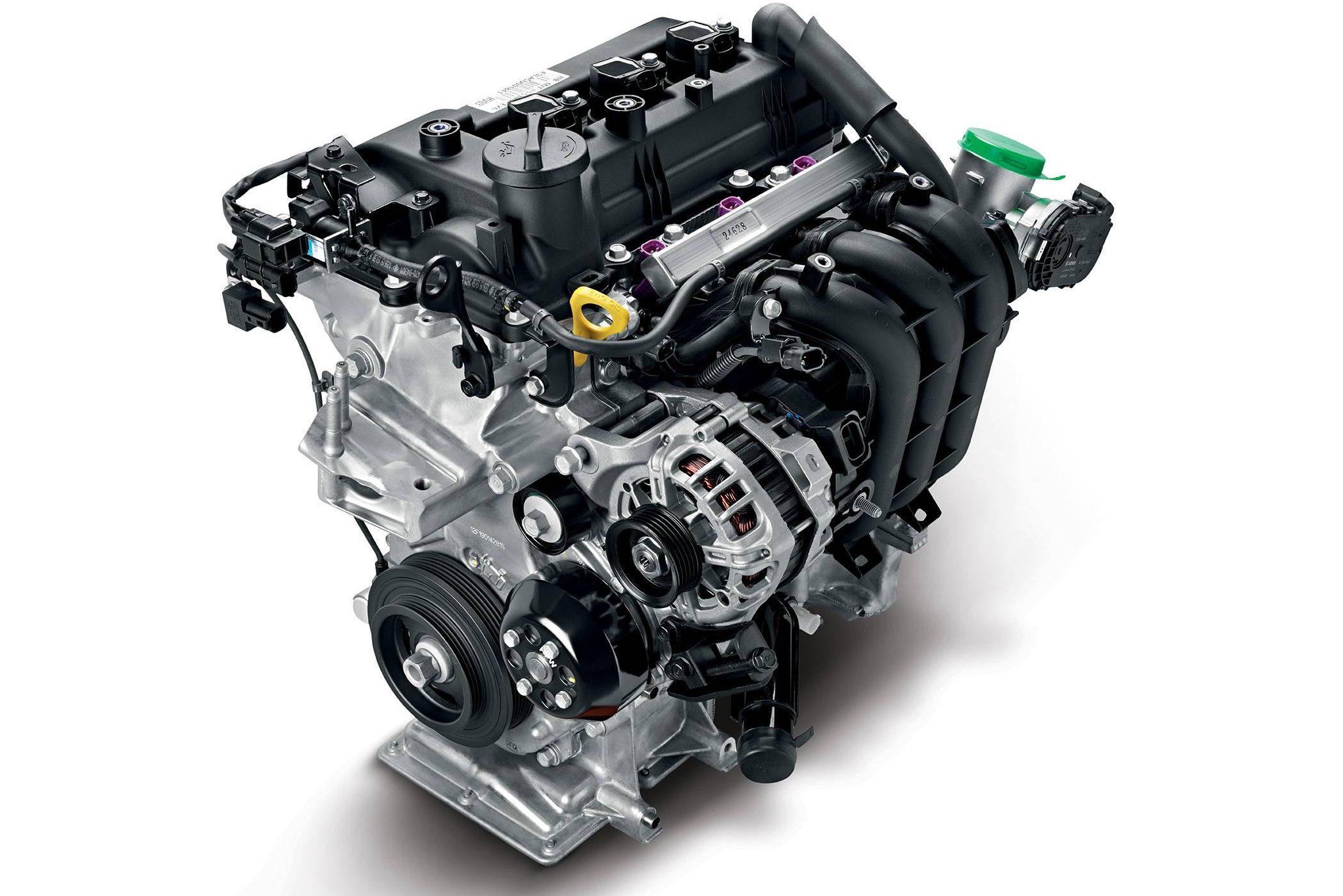 Motor 1.0 Kappa do Hyundai HB20