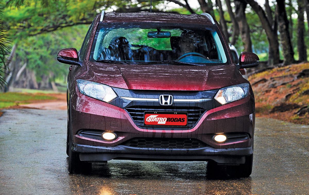 Longa Duração - Honda HR-V