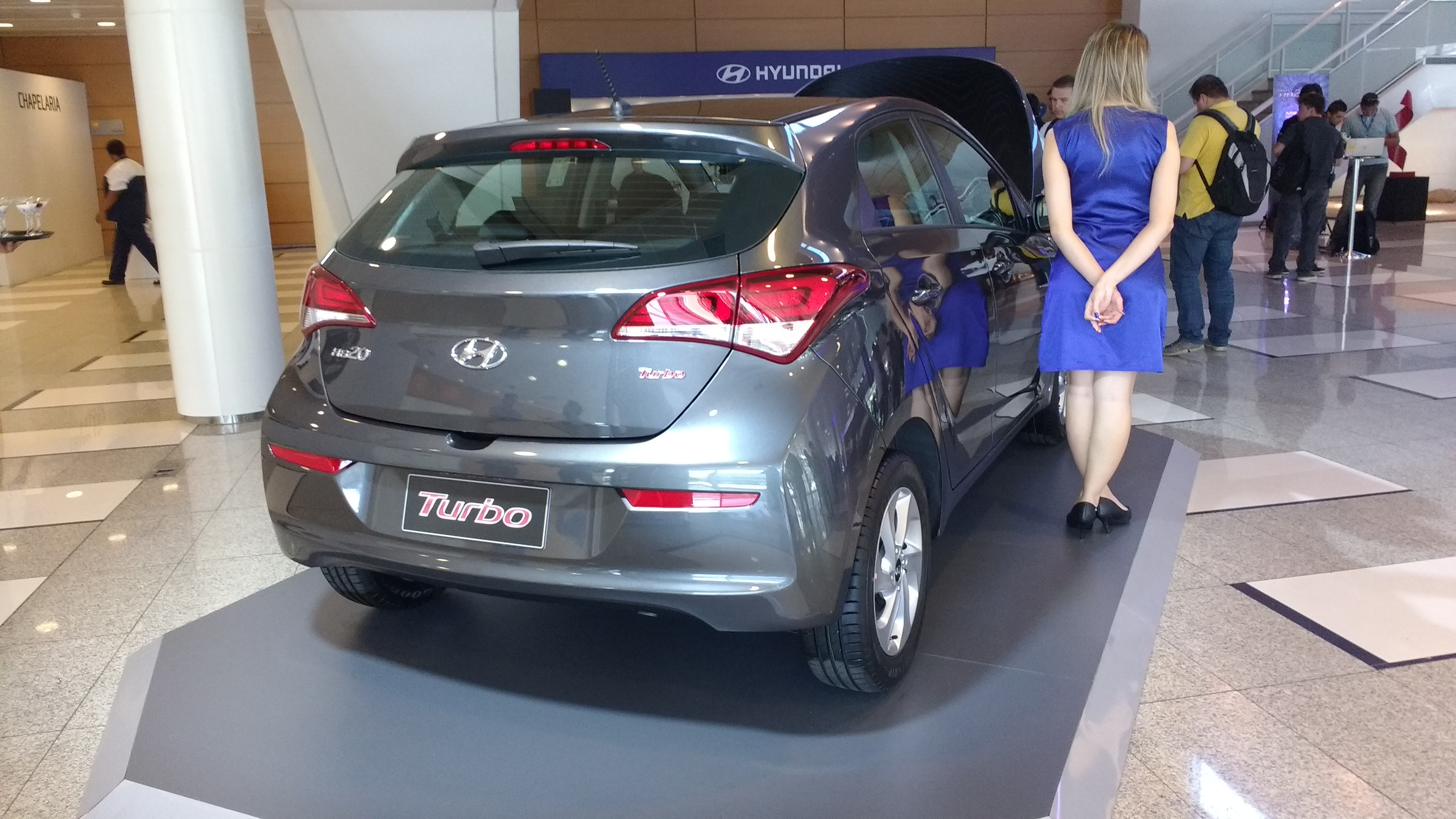 Hyundai HB20 Turbo