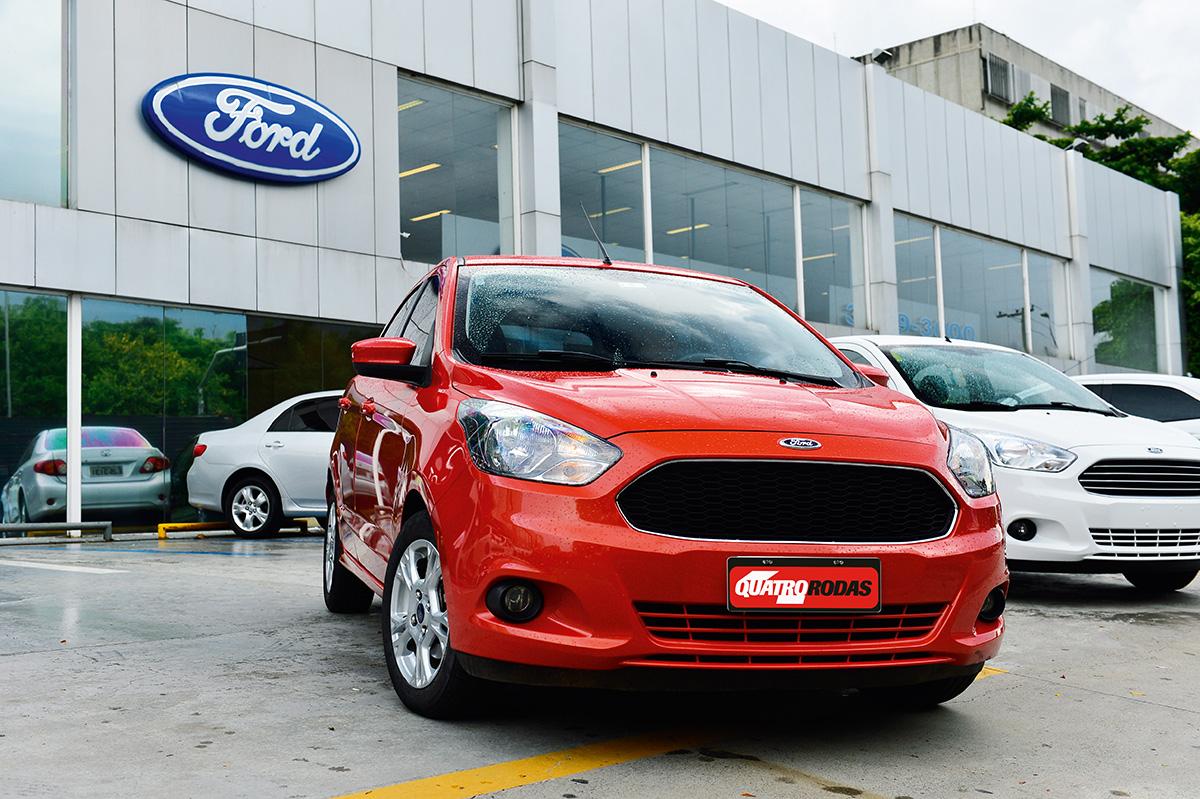 Longa Duração - Ford Ka