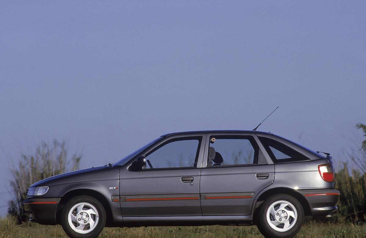 Volkswagen Pointer GTi