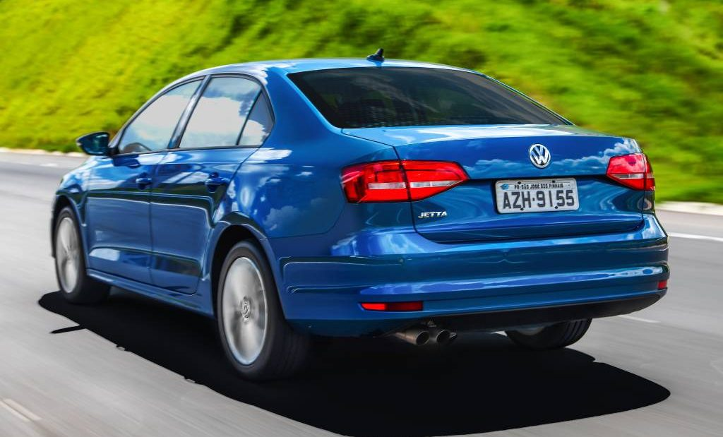 Volkswagen Jetta 2.0 TSI