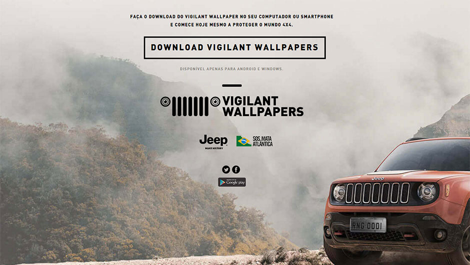Vigilant Wallpapers Jeep