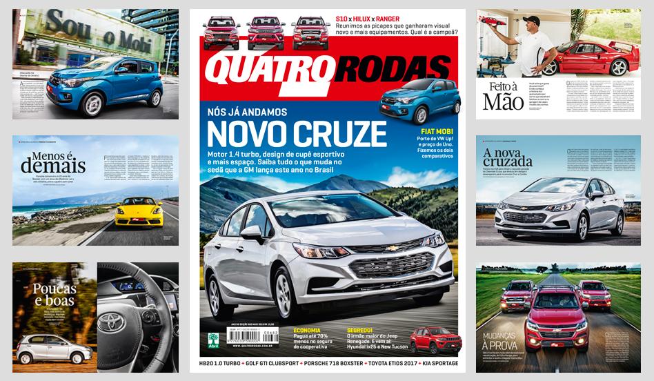 QUATRO RODAS - edição 682 - maio 2016