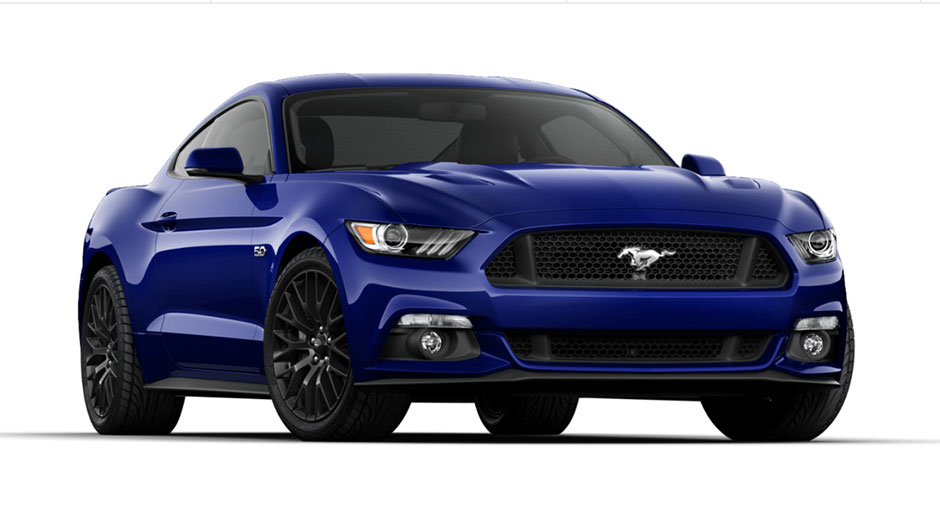 Ford Mustang GT 6