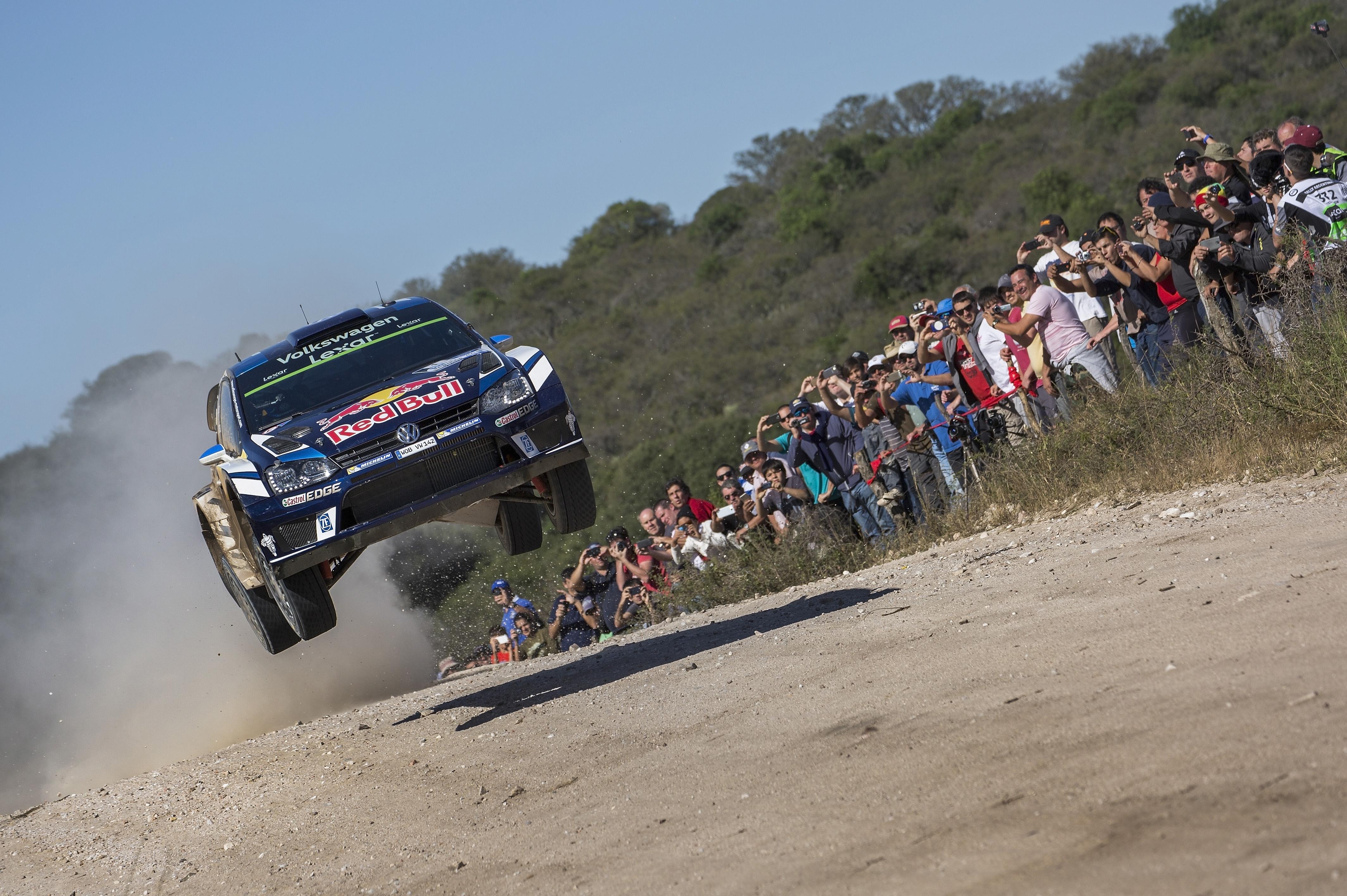 Rali WRC 3