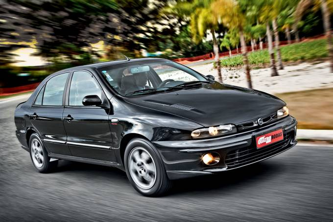 Fiat Marea Turbo 1