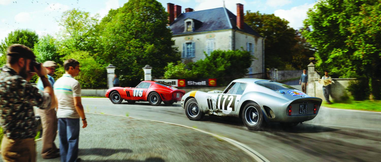 Cenas da Tour de France de 1964