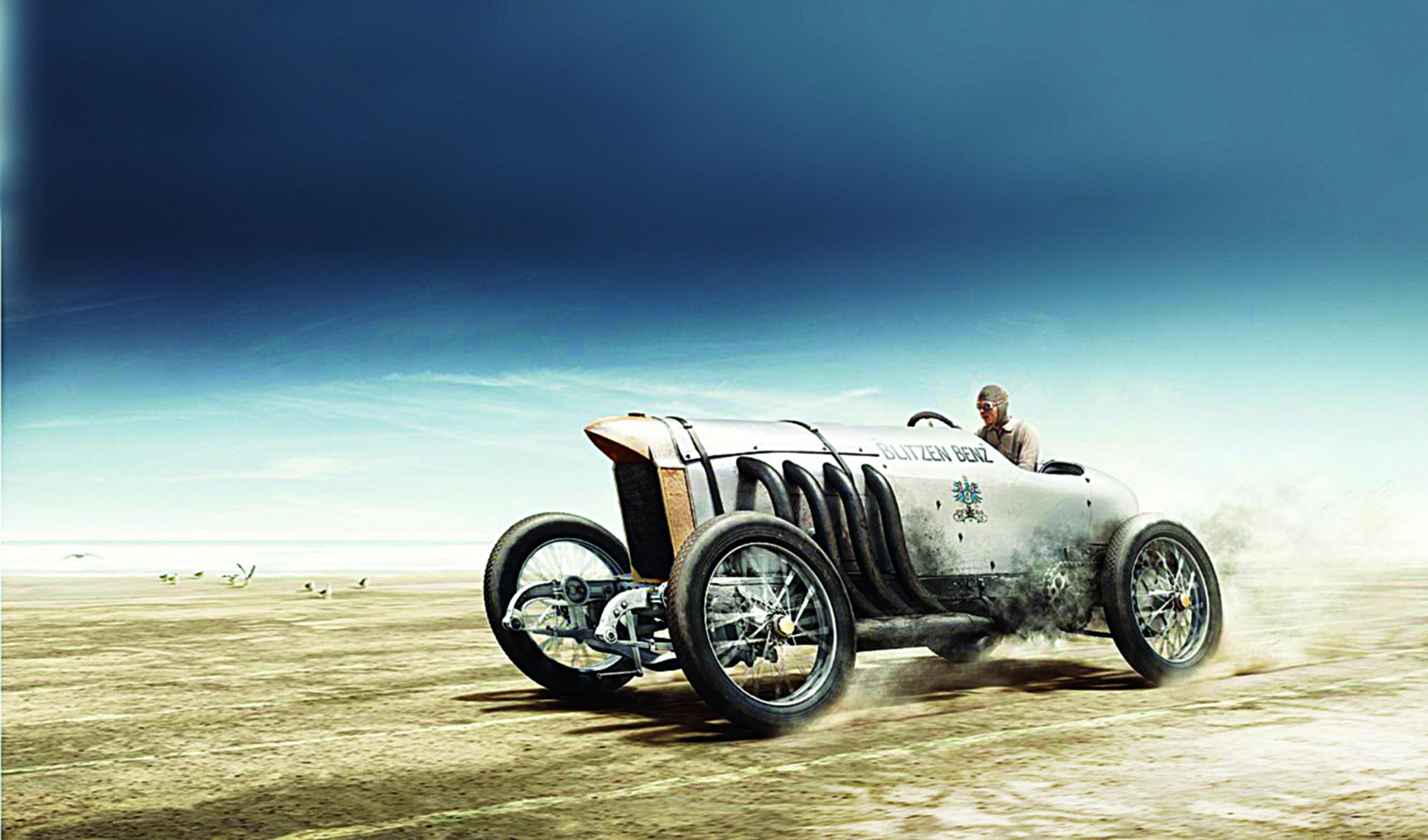 Blitzen Benz