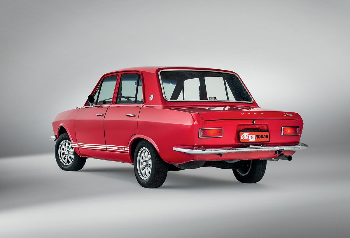 Ford Corcel Bino