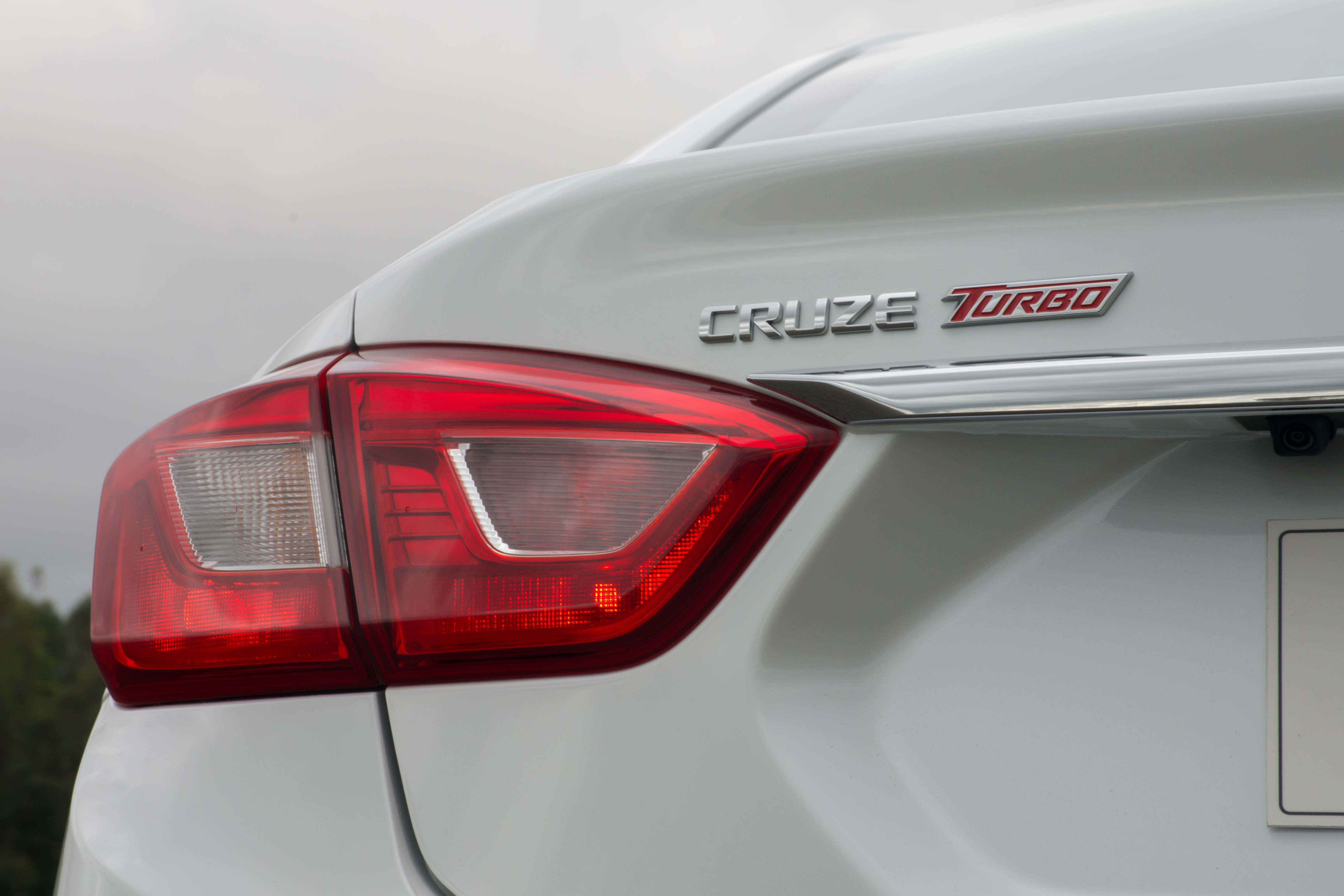 Cruze Turbo Teaser