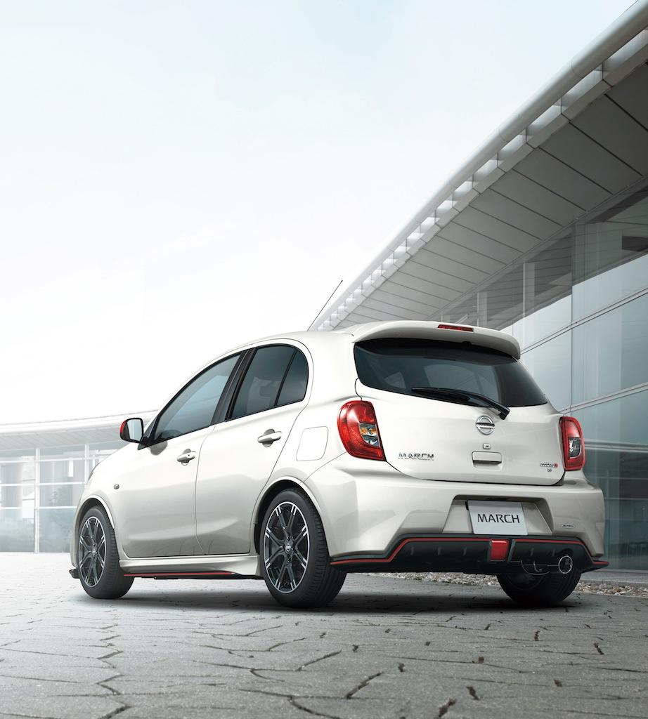 Nissan March Nismo
