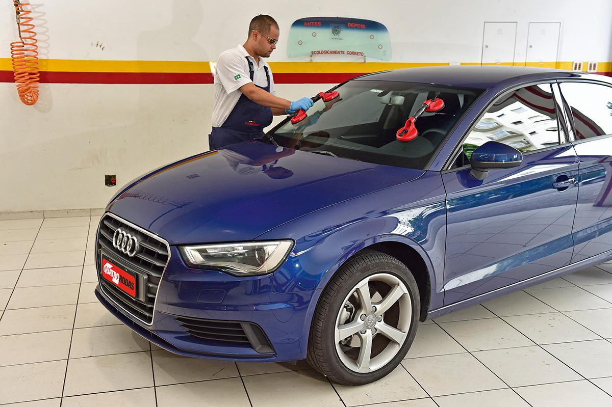 Longa Duração: Audi A3