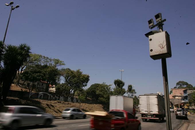 Radar de velocidade