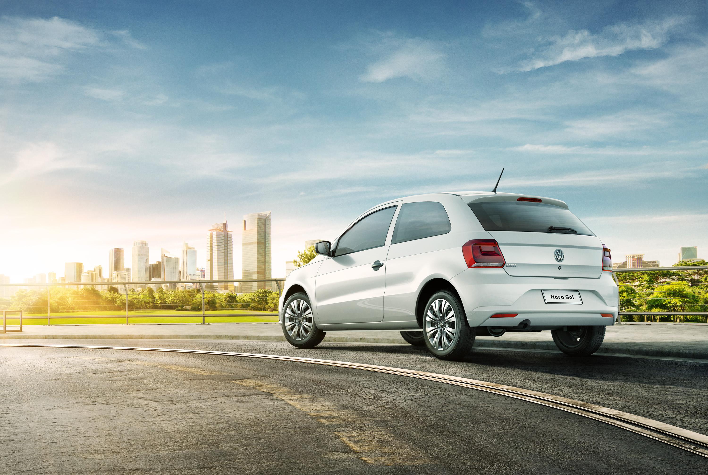 VW Gol duas portas