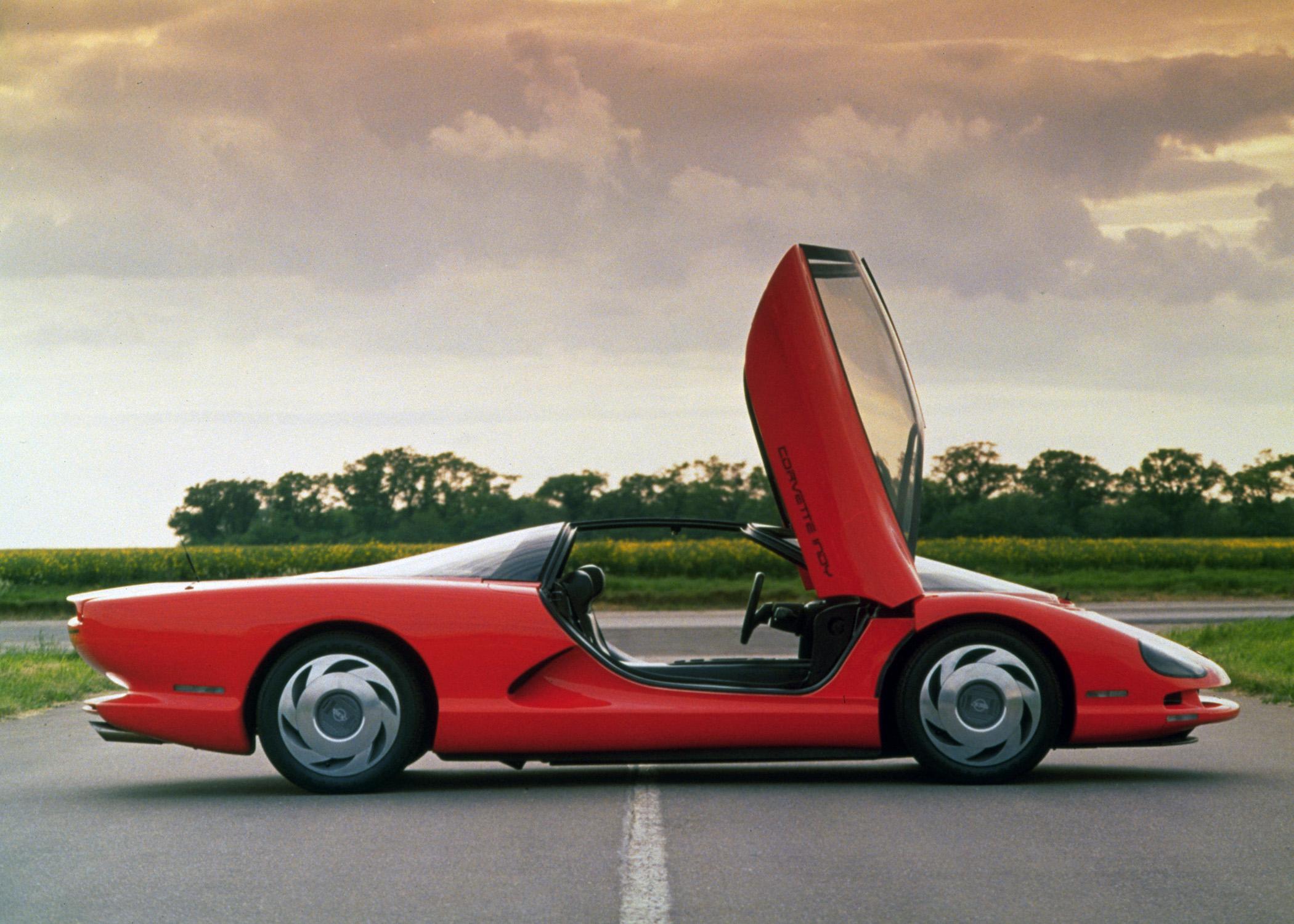 Corvette Indy