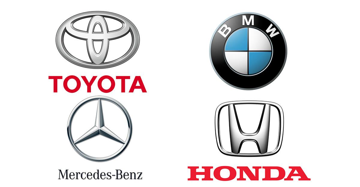 Logos automotivos