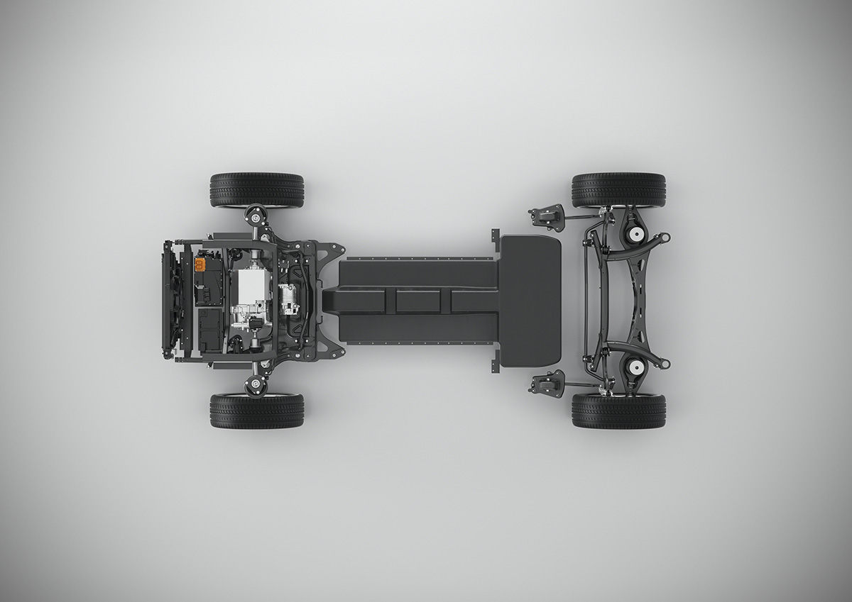Volvo CMA
