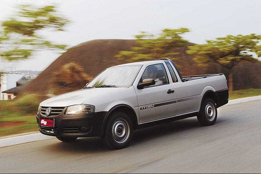 Volkswagen Saveiro Titan 1