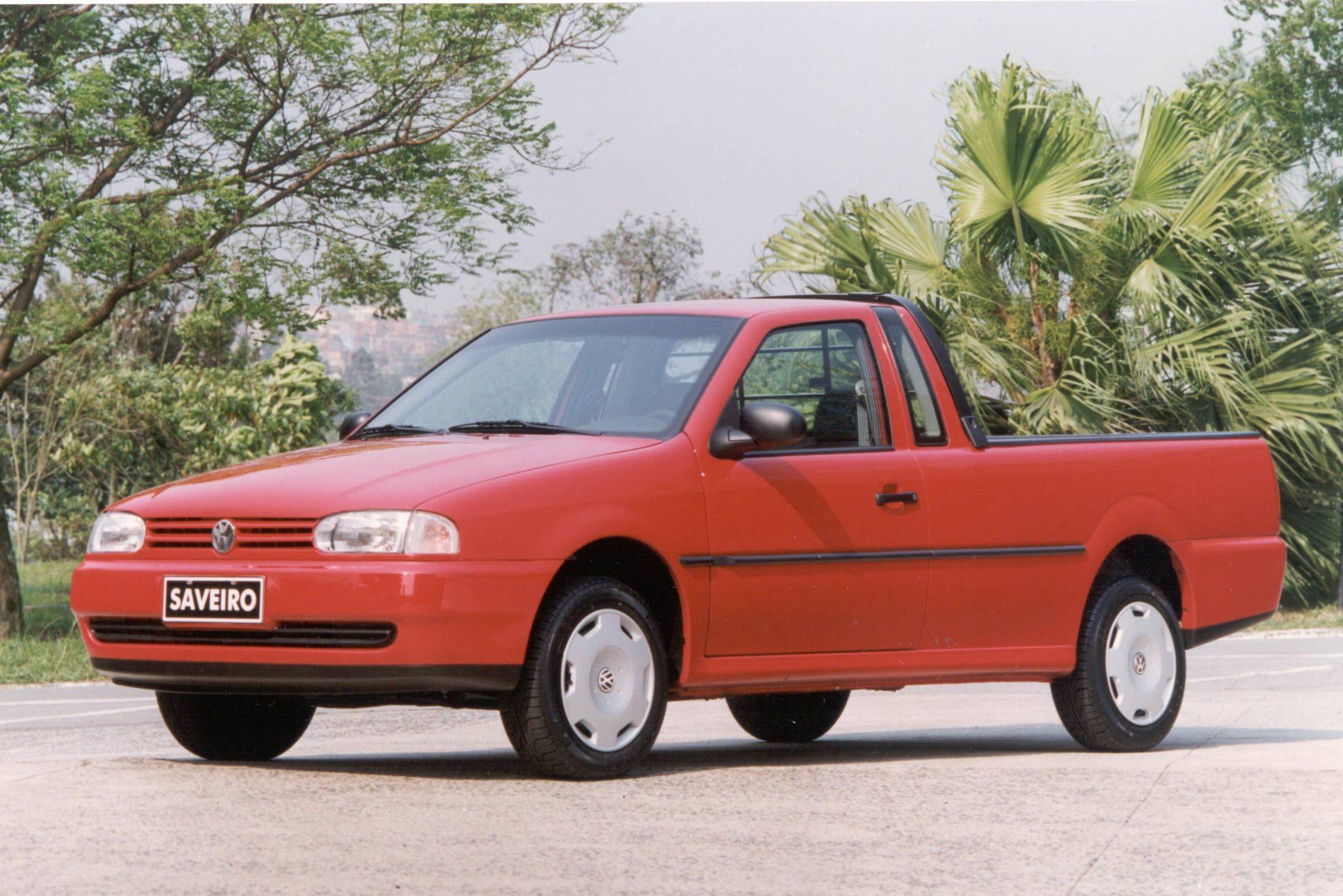 Saveiro CLi modelo 1998