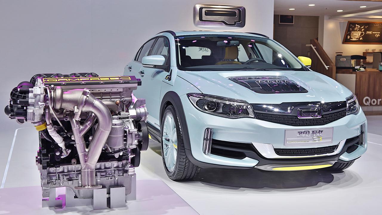 Qoros e o motor desenvolvido pela Koenigsegg