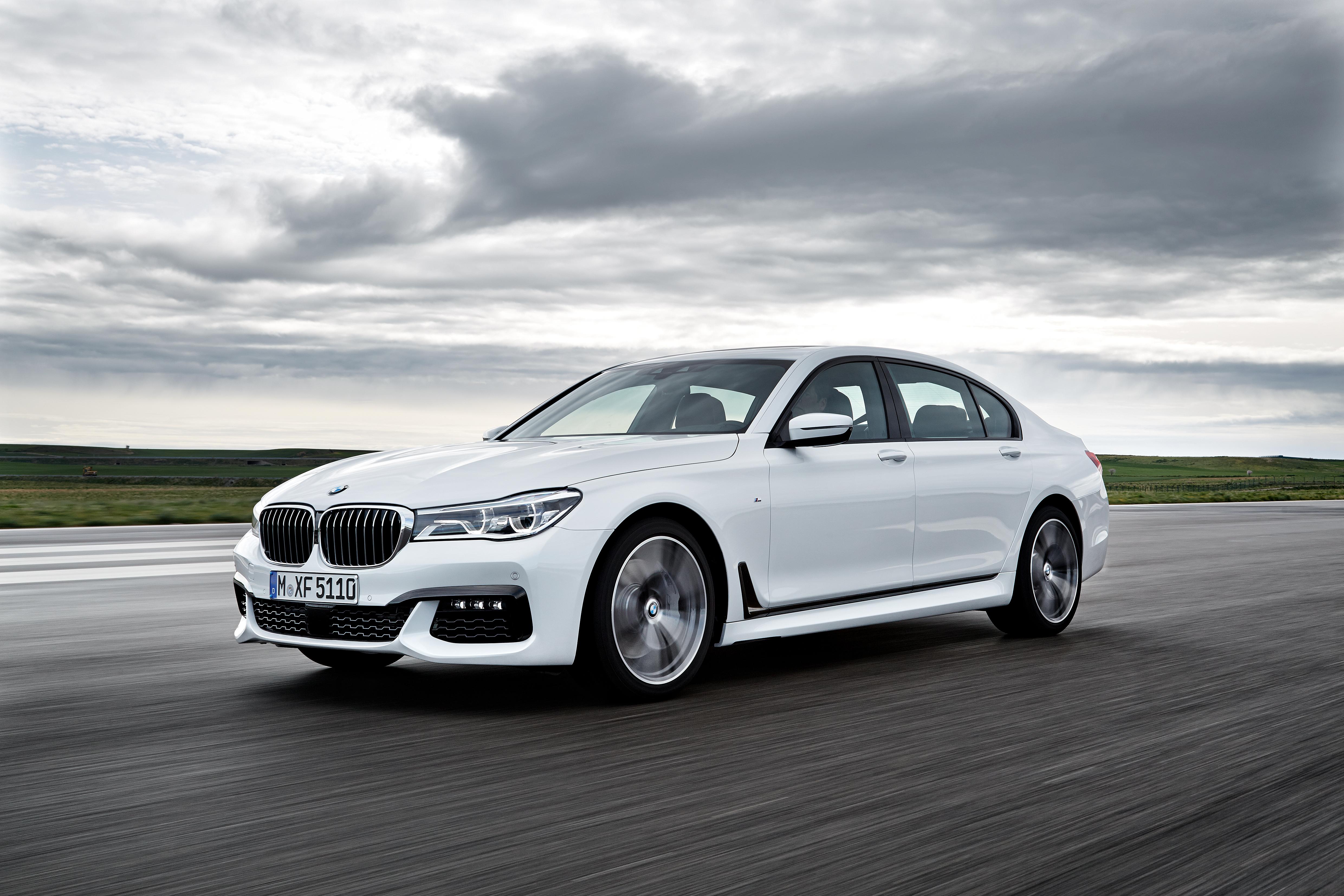 BMW Série 7 1
