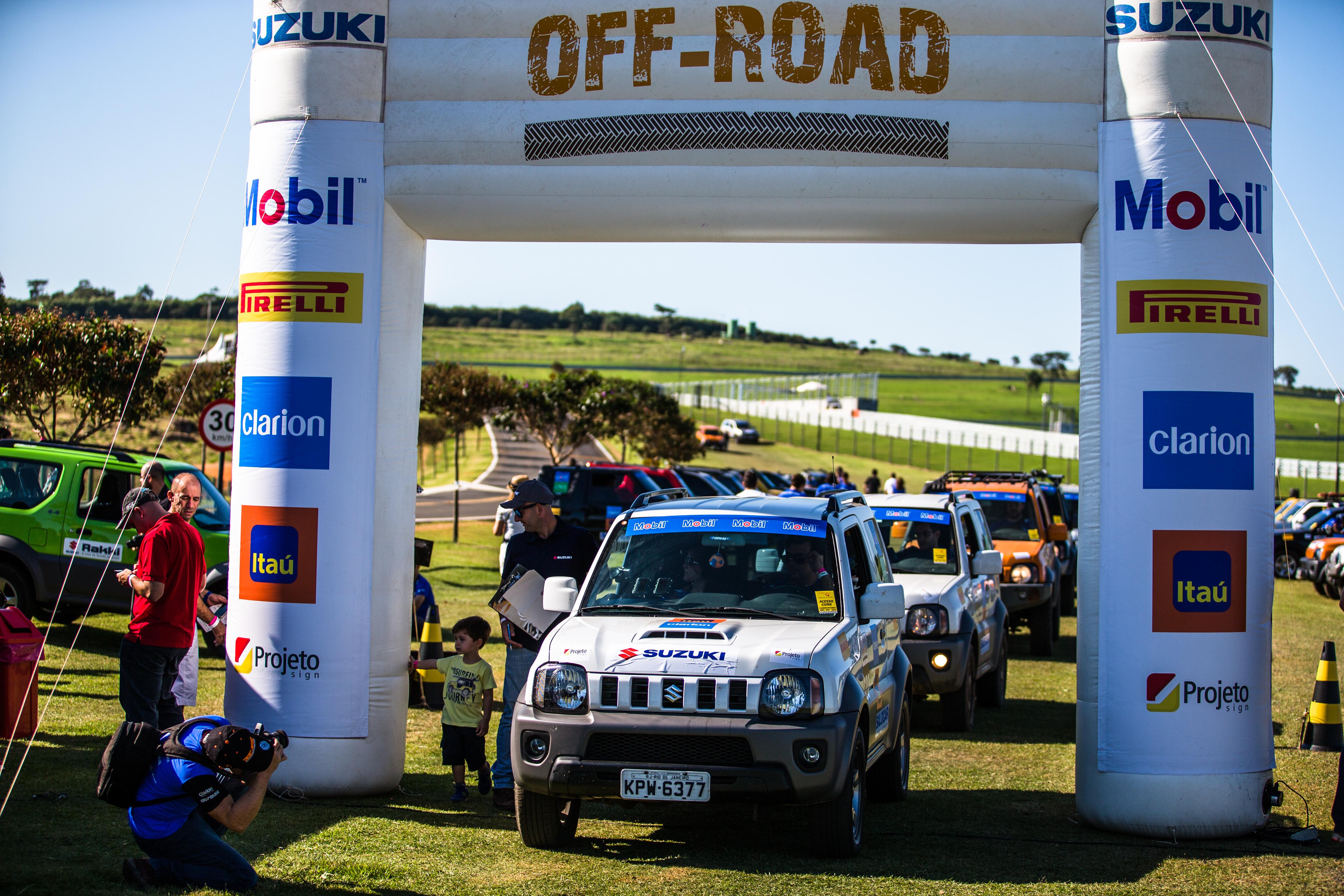 Suzuki Off-Road 1