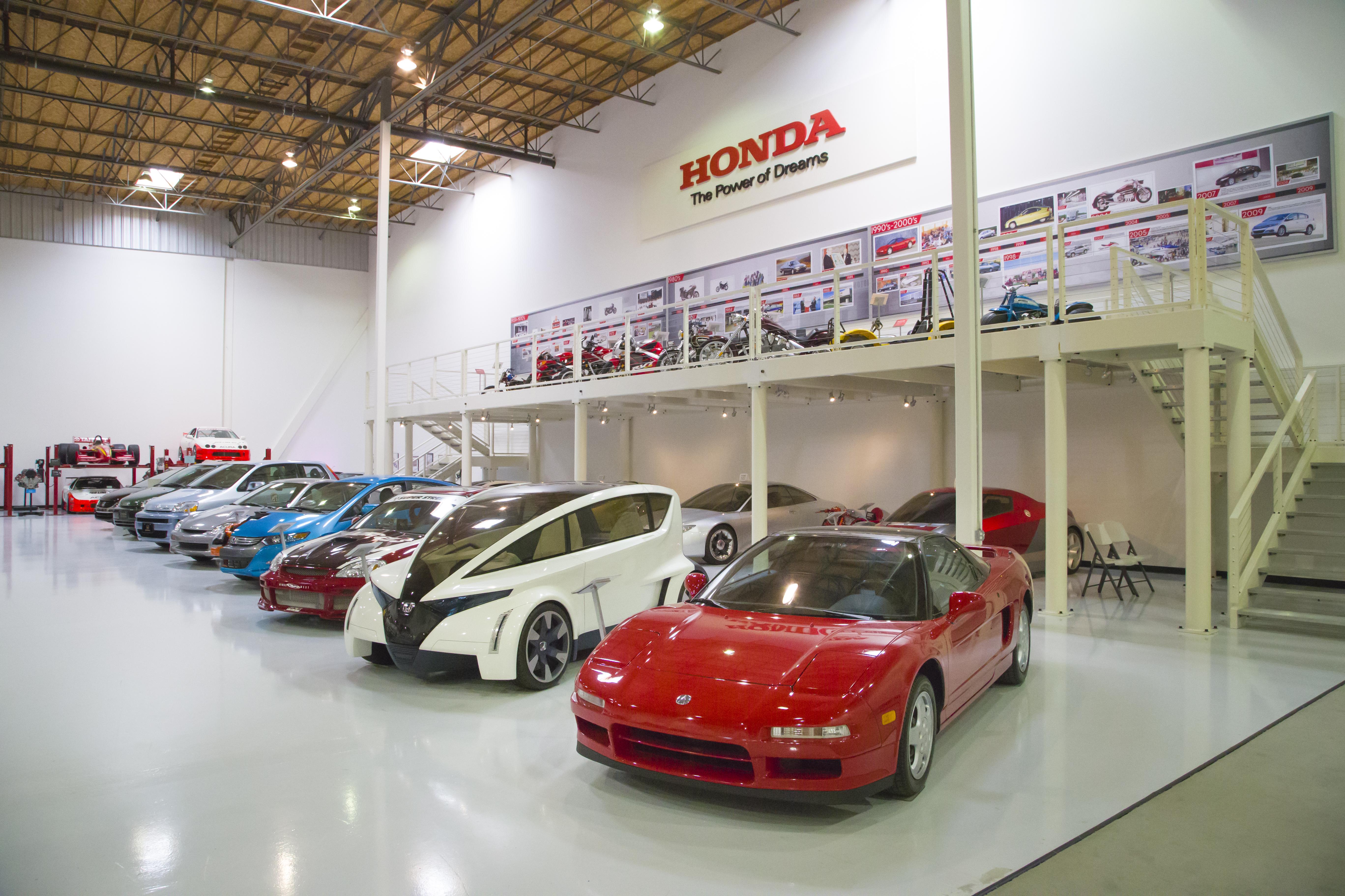 Honda Museum 1