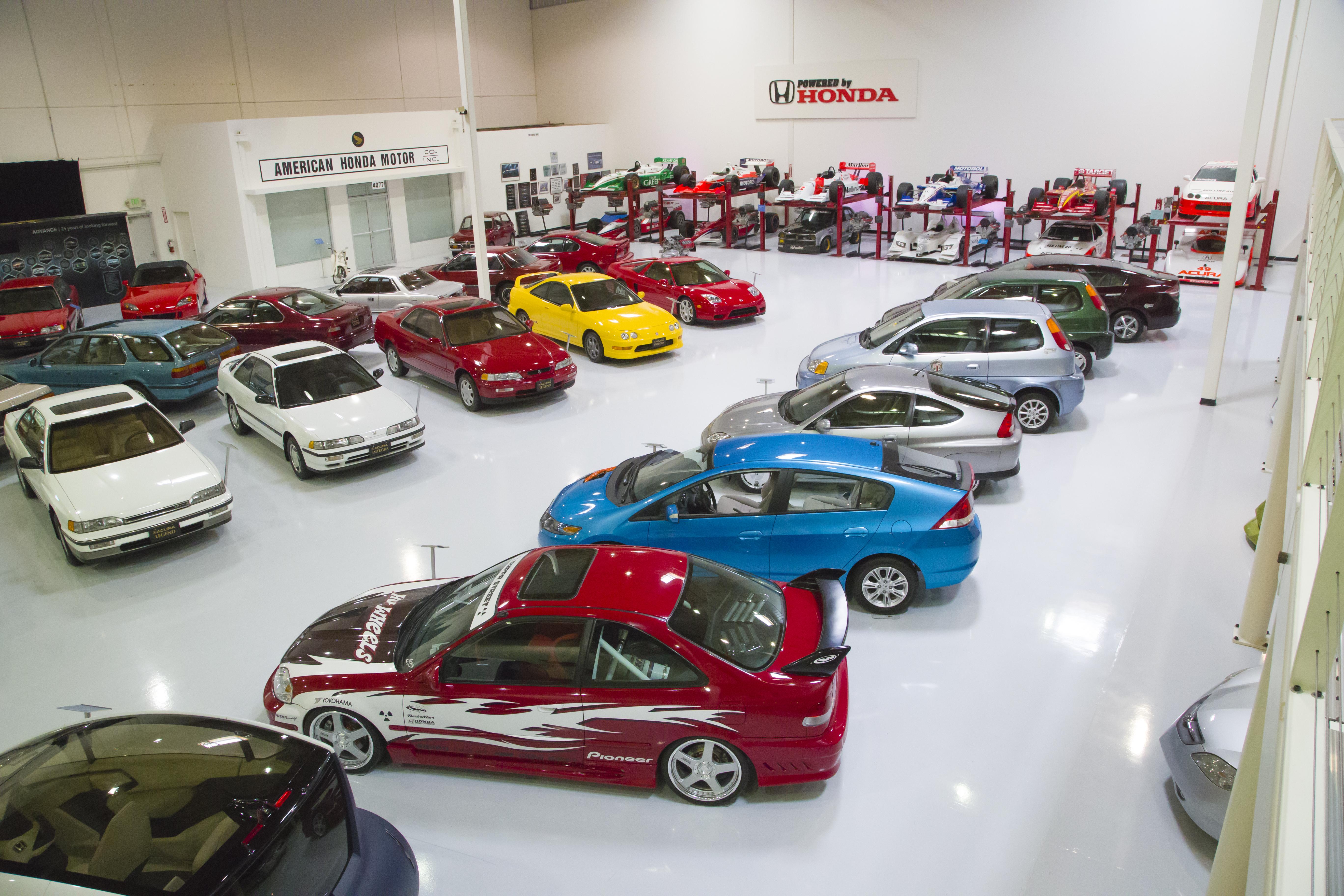 Honda Museum 2