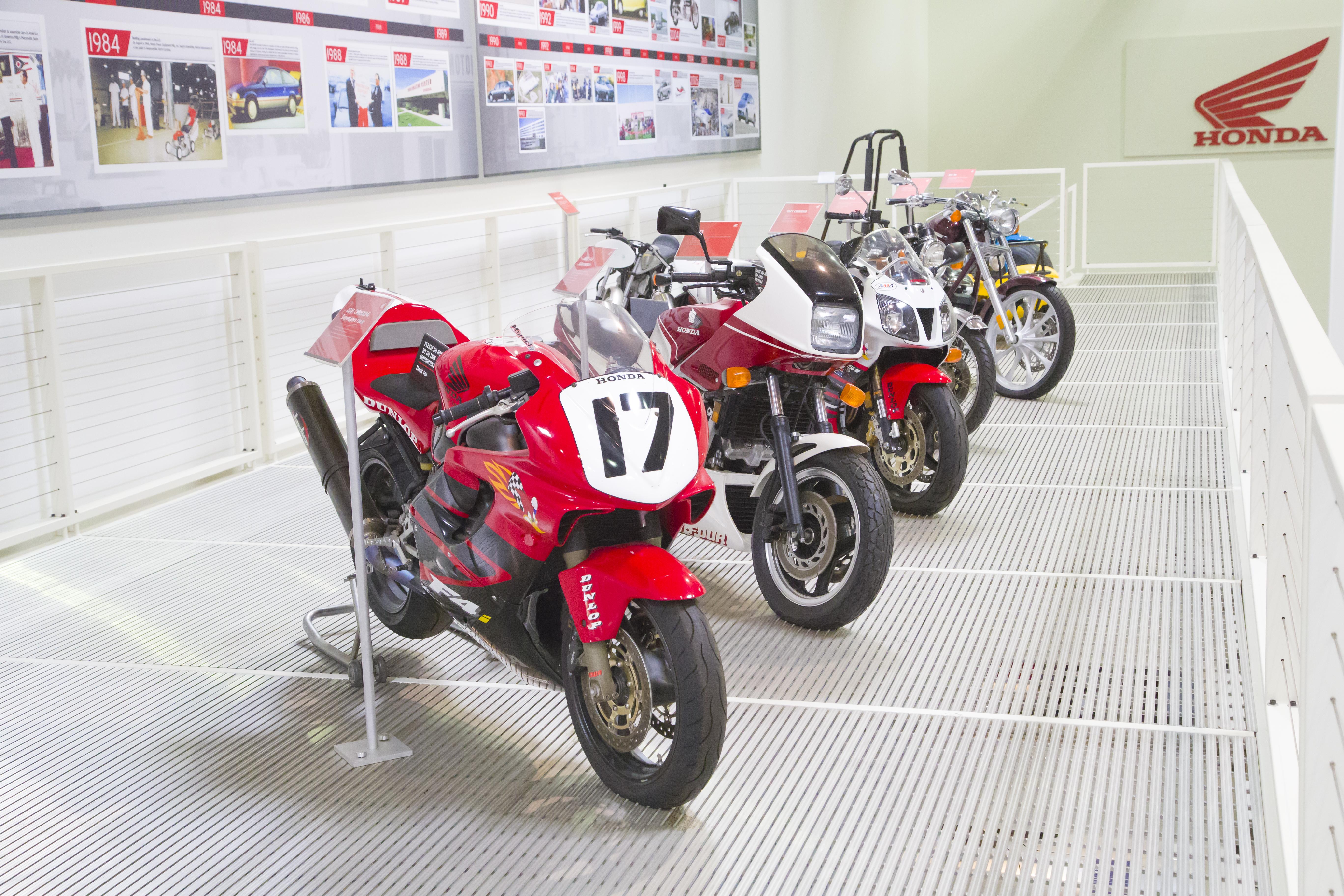 Honda Museum 4
