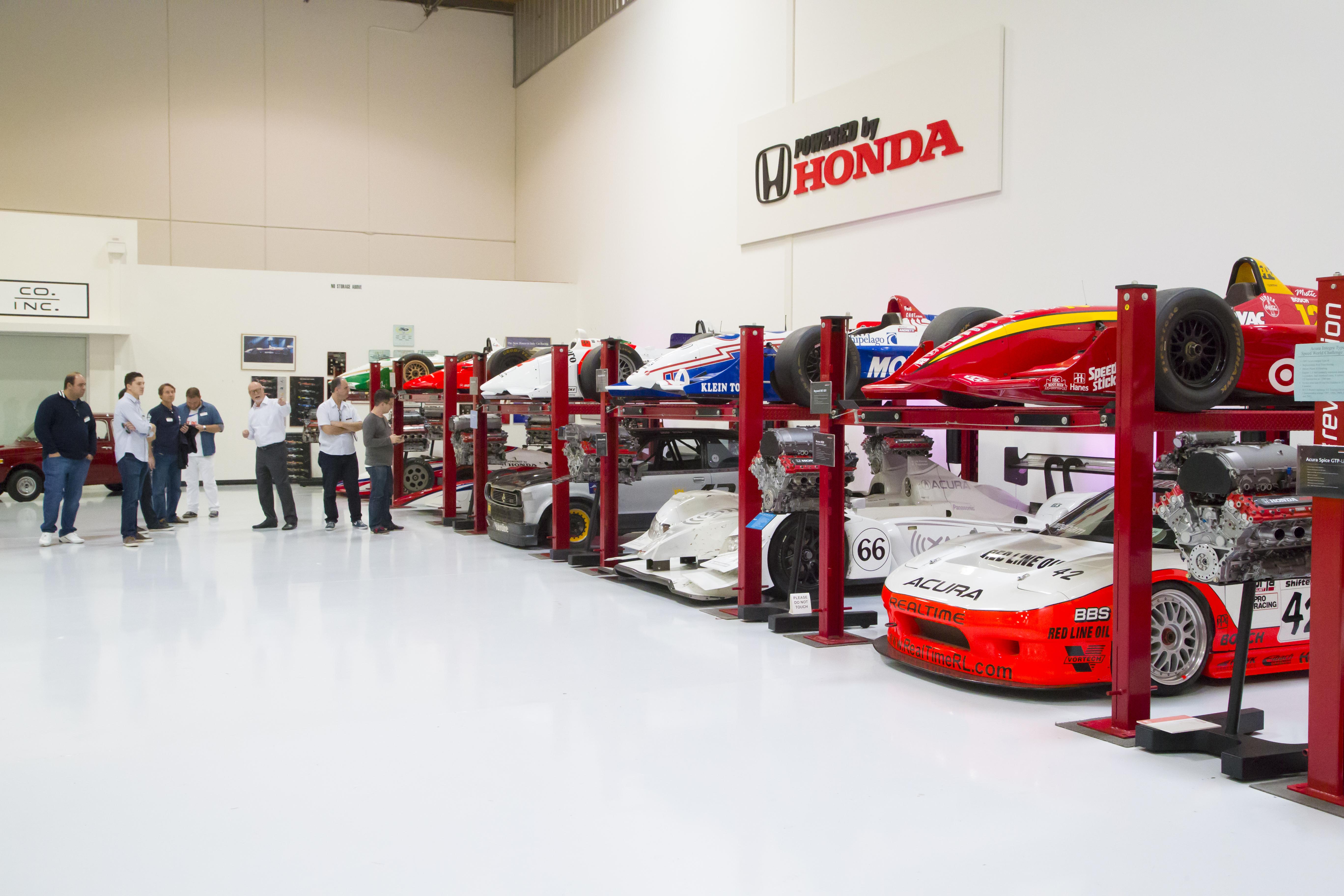Honda Museum 8