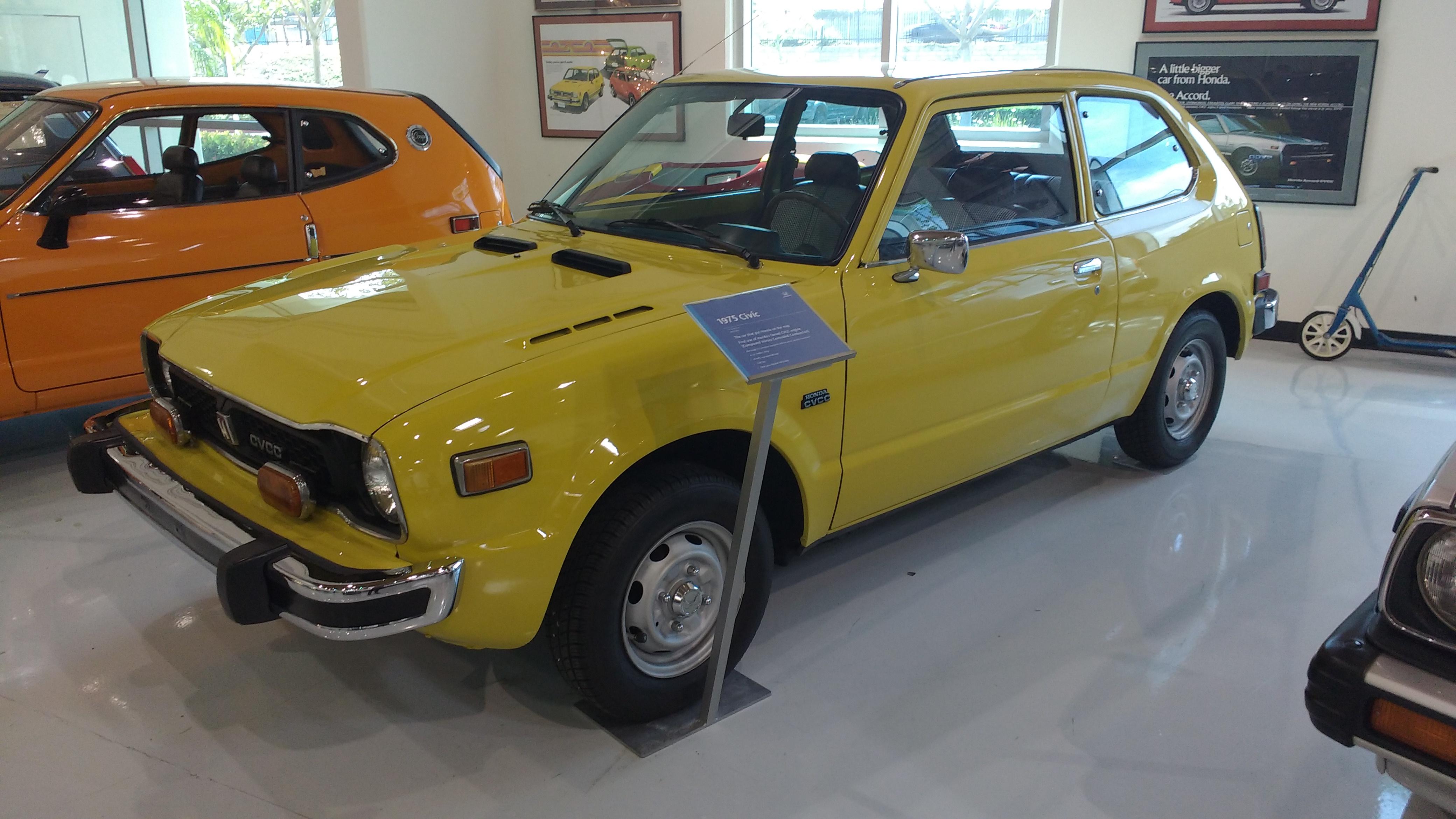 Honda Civic 1975
