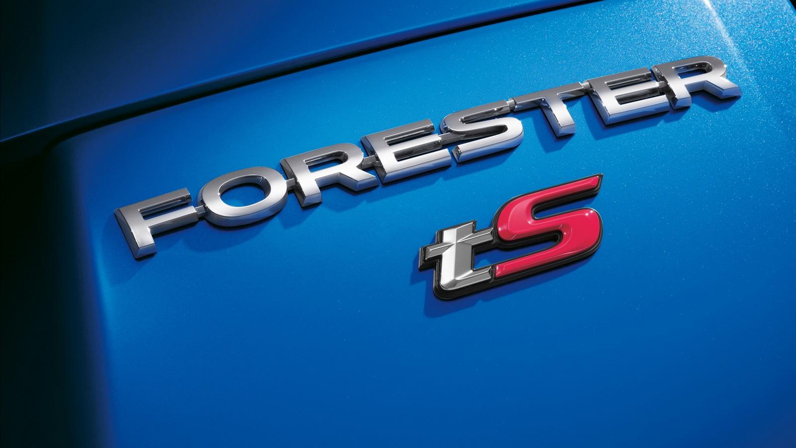Subaru Forester tS by STi