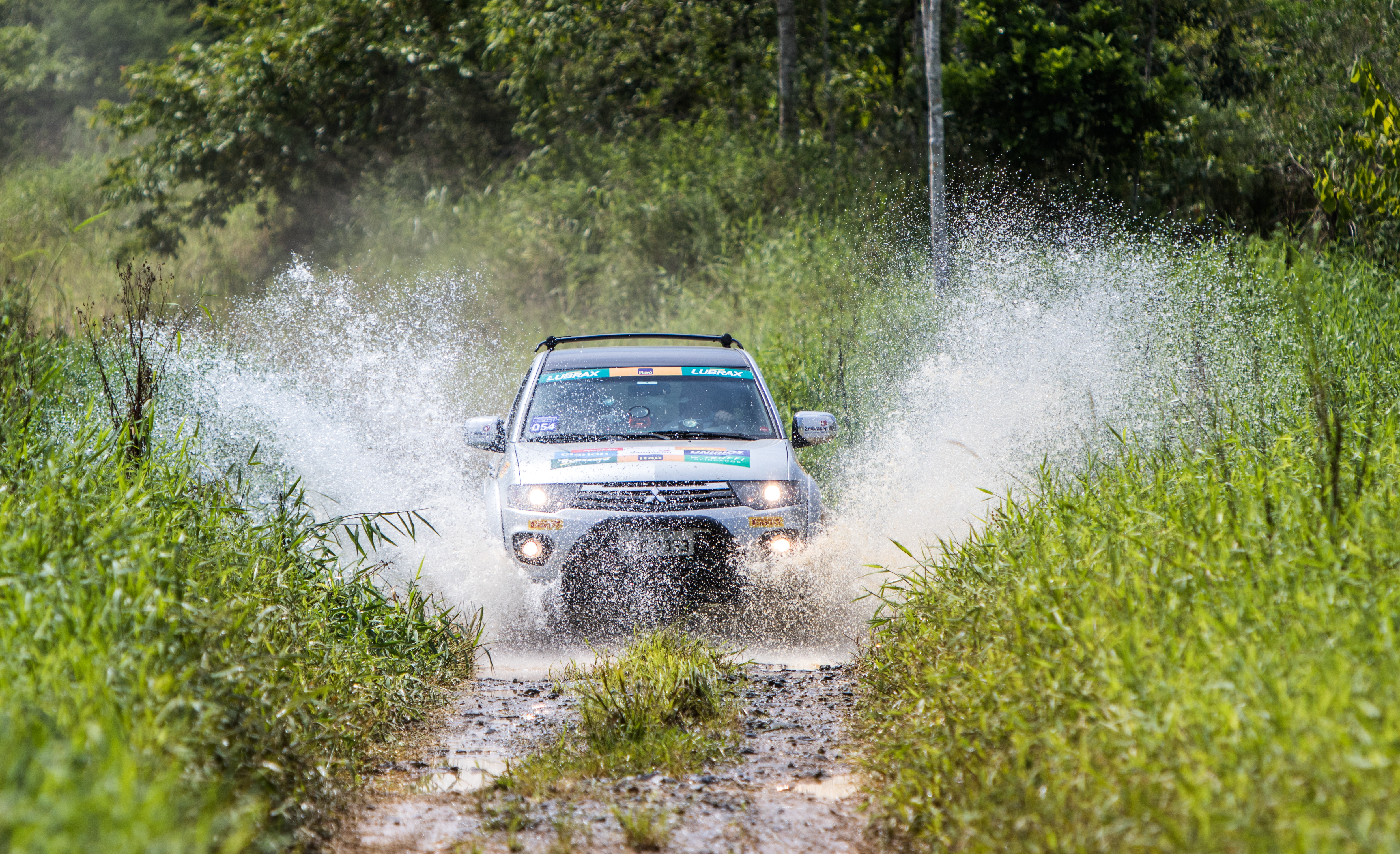 Mitsubishi Motorsports 8