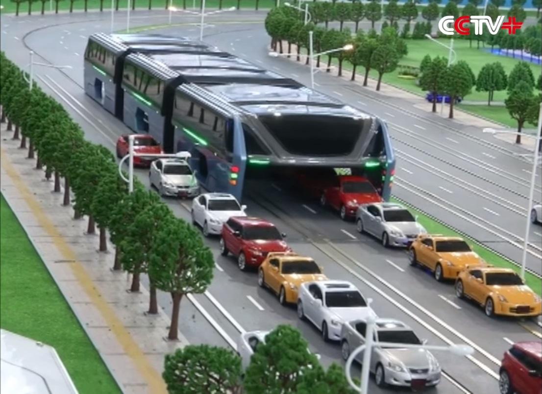 Transit Elevated Bus (TEB)