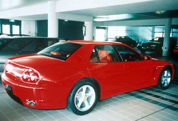 Ferrari 456 GT Venice Sedan