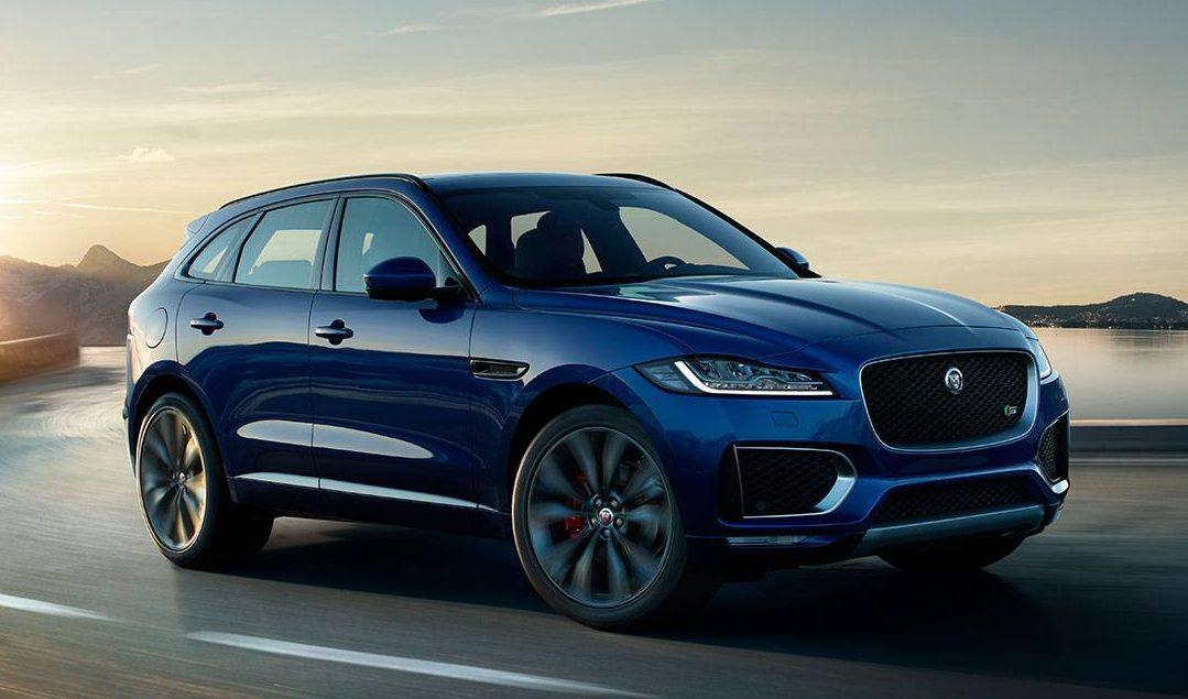 Jaguar F Pace Chega Em Setembro Por R 309 300 Quatro Rodas