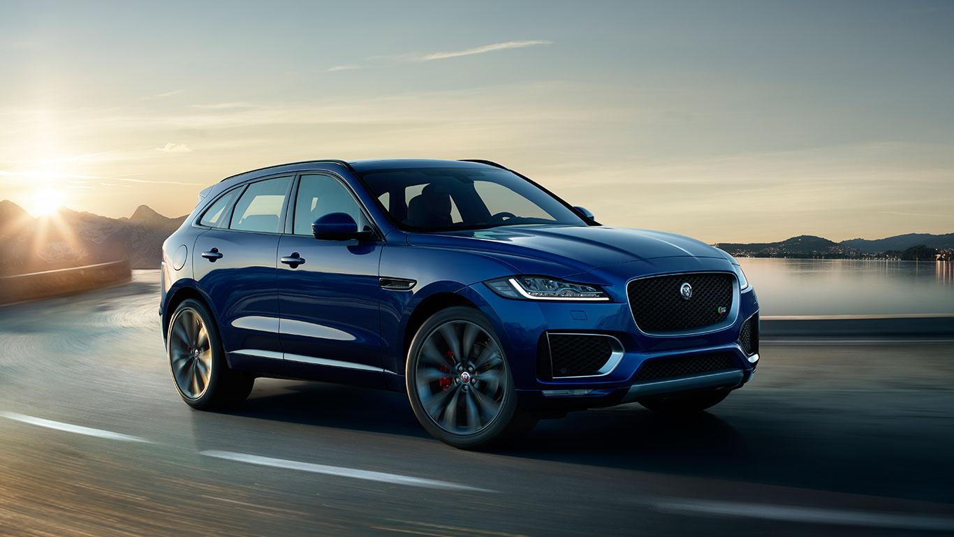 Jaguar F-Pace 2