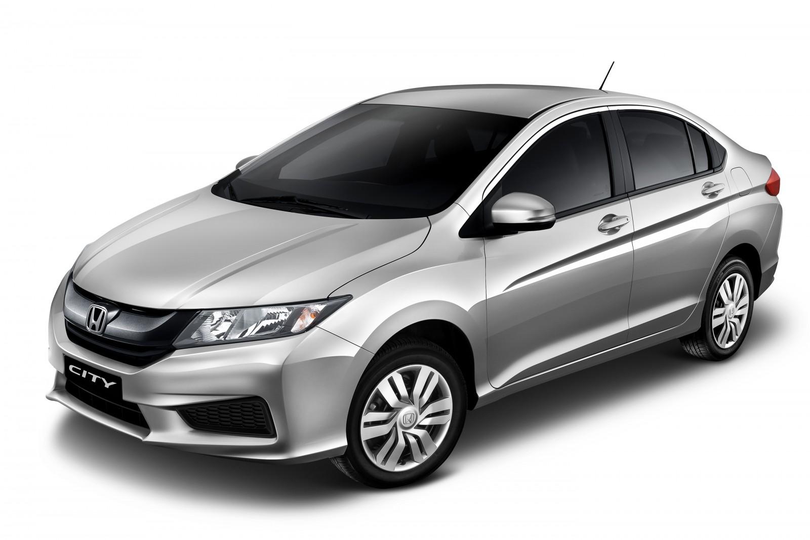 Honda City DX CVT