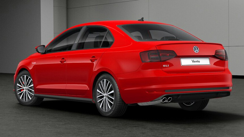 VW Vento GLI 2