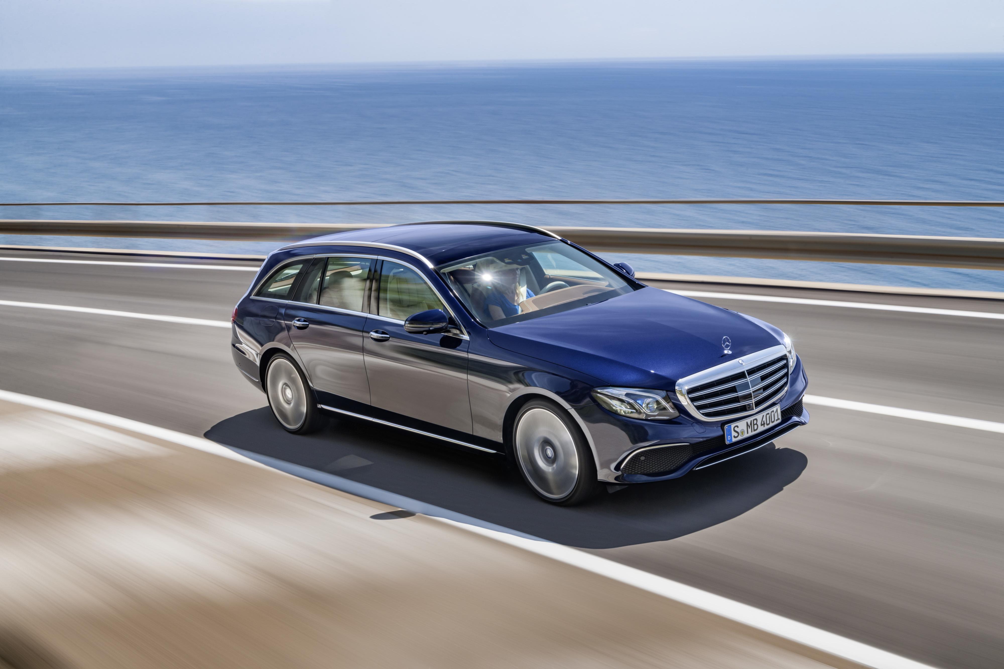 Mercedes-Benz Classe E Estate (1)