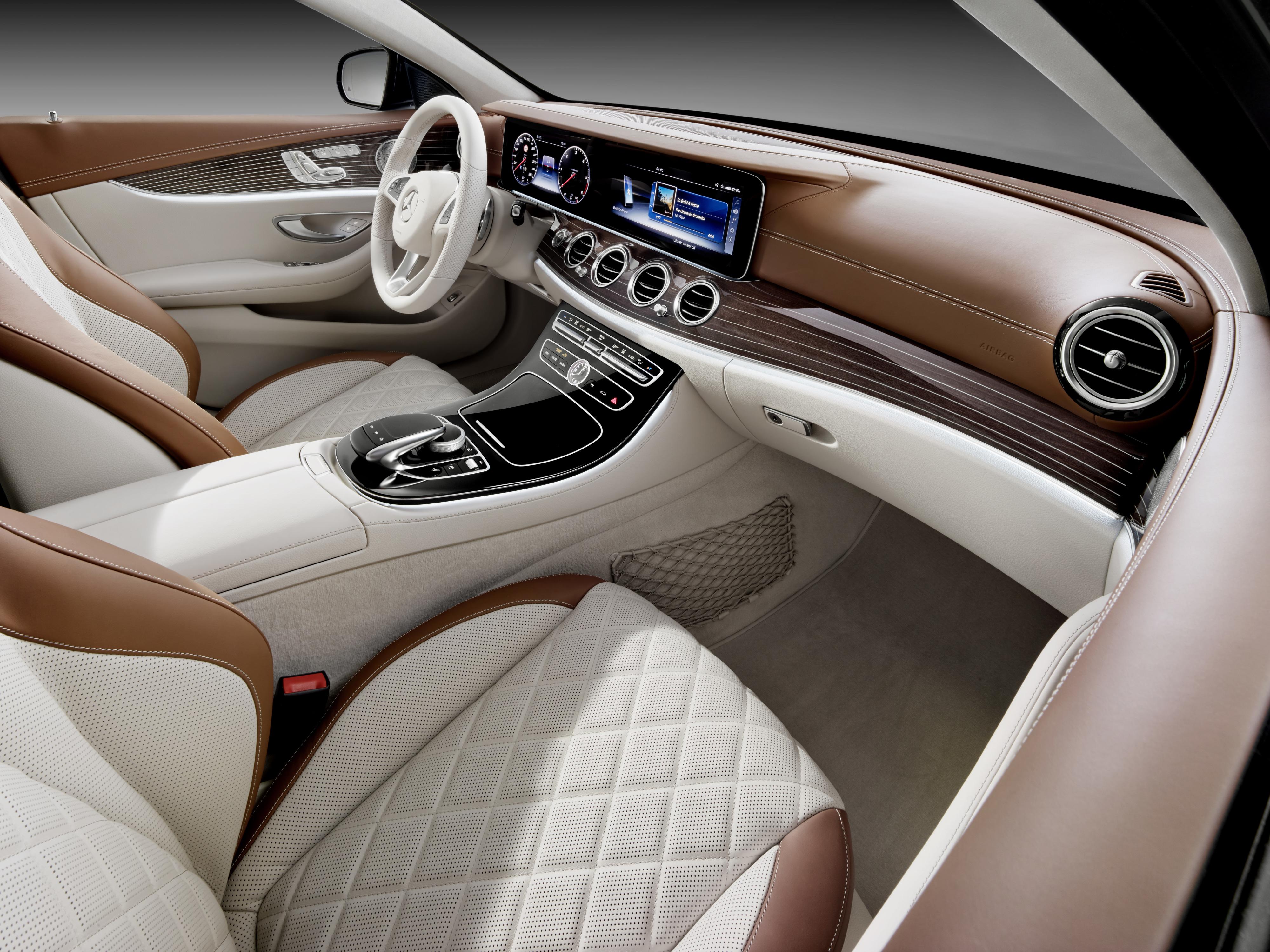 Mercedes-Benz Classe E Estate (3)